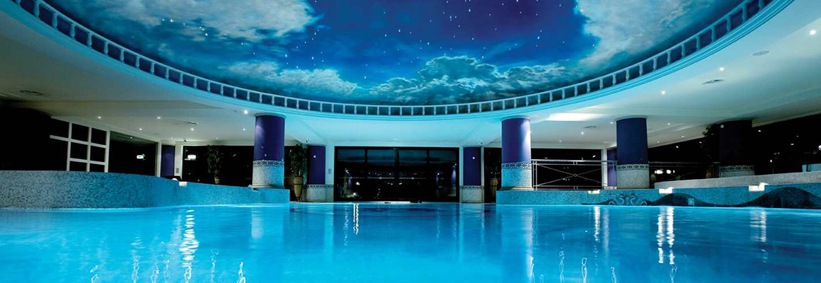 Celtic Manor Pool